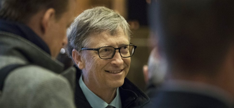 Mark My Words: Bill Gates Is Running for President