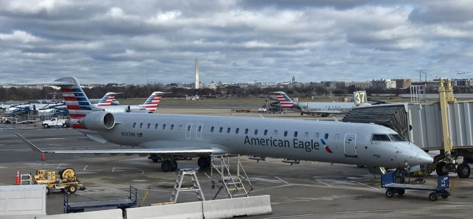 A Pilot for an American Airlines Regional Carrier Says He Caused