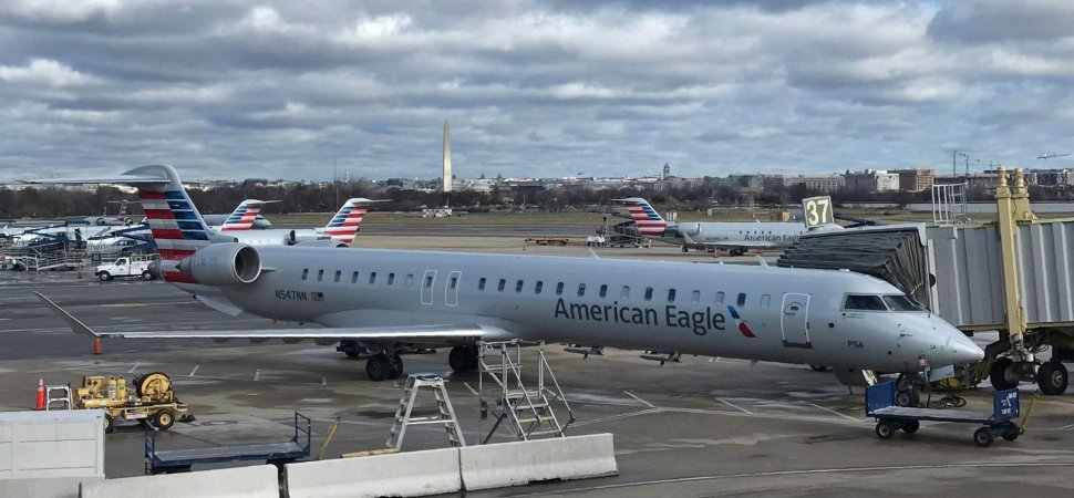 Employees of American Airlines-Owned American Eagle Make ...