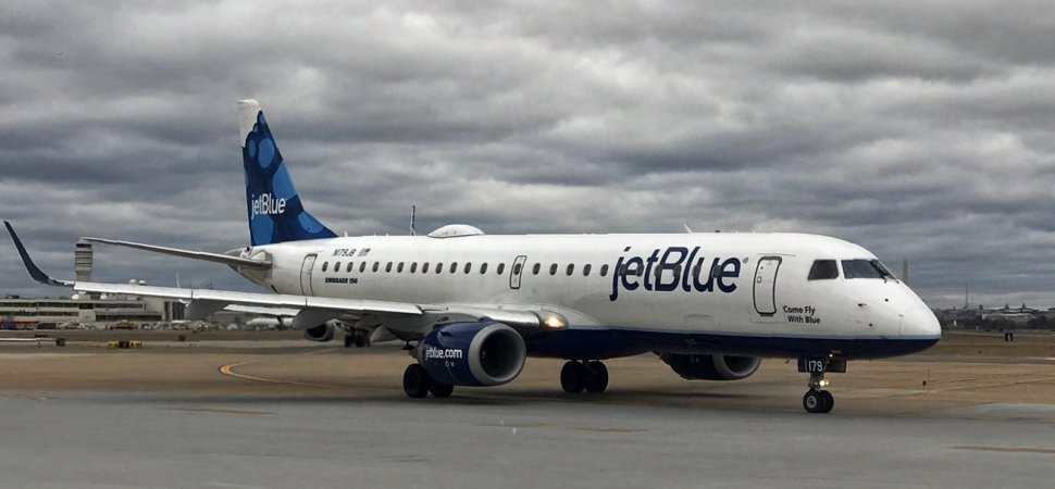 Here S The Stunning New Change Jetblue Says It Has Planned