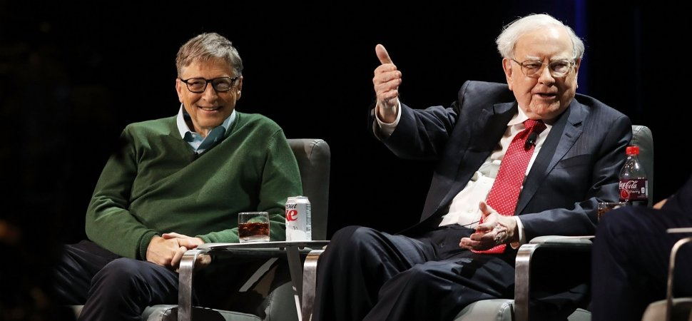 9 Books That Bill Gates, Jeff Bezos, and Warren Buffett