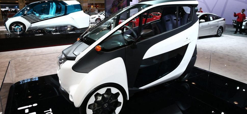 Toyota Wants Its Most Advanced Cars To Do Some Very Strange Things You Re Going Love This Or Not