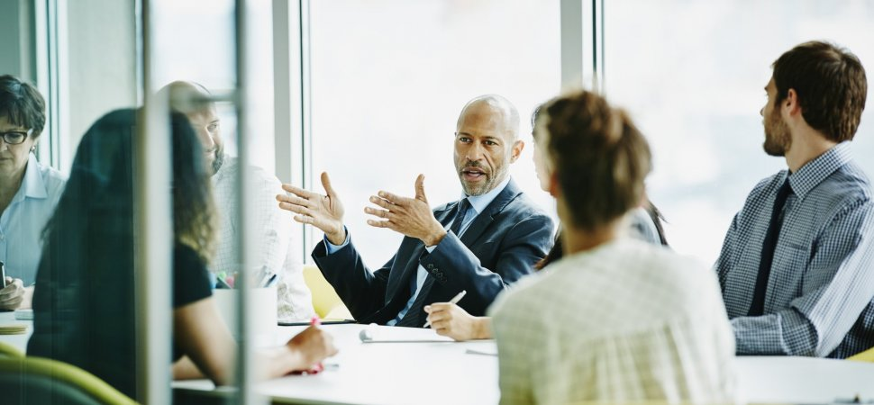Never Stop Learning: 5 Benefits of Having a Mentor image