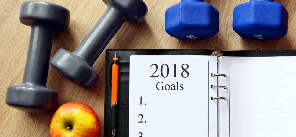 Why You Should Not Set Goals For 2018, And Do This Instead