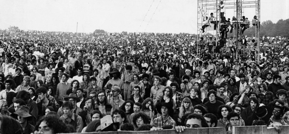 Woodstock 50th Anniversary Is Canceled  The 1969 Concert
