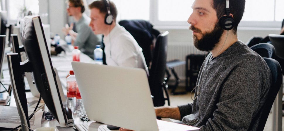 I Don't Want My Employees to Wear Headphones | Inc com