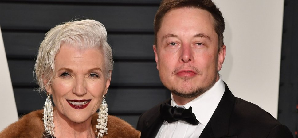 Maye Musk (Elon's Fabulous Mom) Just Became the Oldest