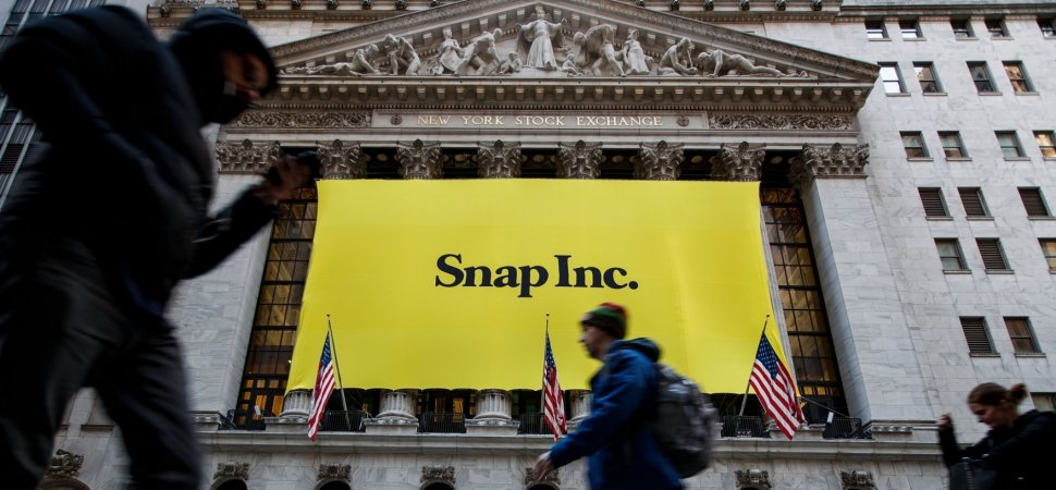 Morgan Stanley Drops Bomb on Snap Stock: 'We Were Wrong