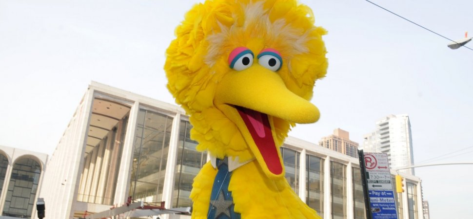 The Man Behind Big Bird Has Died Here S The Secret Trick He