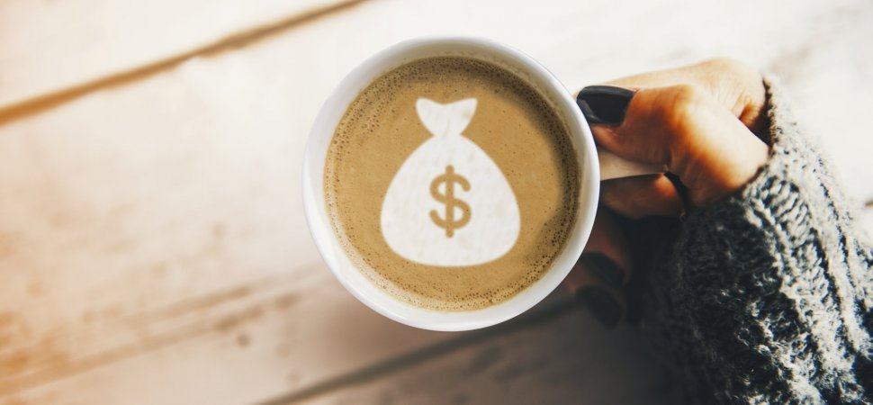 In 10 Years A Decent Cup Of Coffee Might Cost 50 Inccom