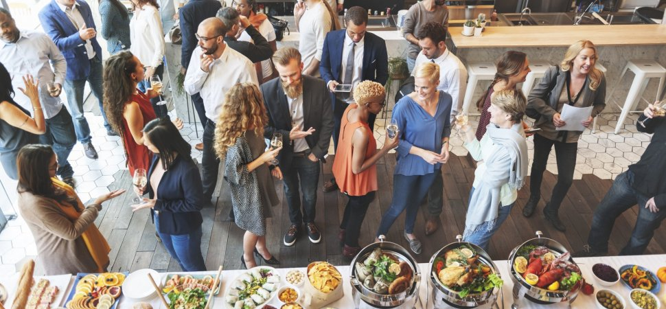 How to Be the Most Interesting Person at the Company Holiday Party (Even If You're an Introvert)