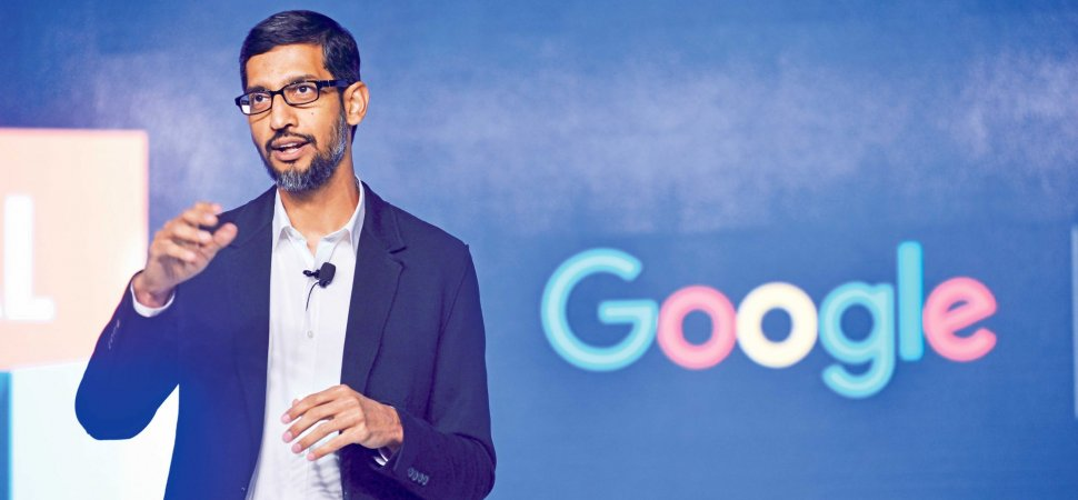 Google CEO's Response to This Tricky Question Was a Critical Interviewing Lesson For All | Inc.com