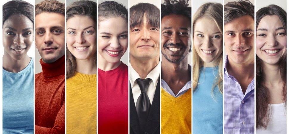 diversity among people
