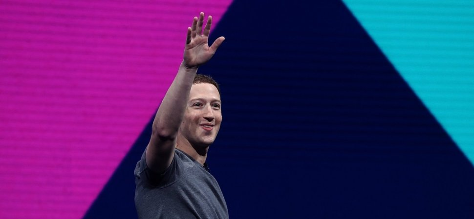 Facebook Is Developing Technology That Lets You Type Directly From Your Brain