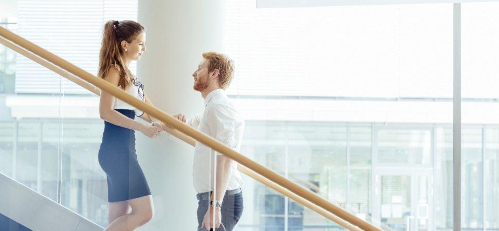Dating subordinate employees