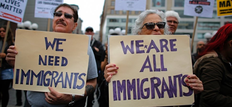 Image result for PHOTOS US IMMIGRATION PROTESTERS