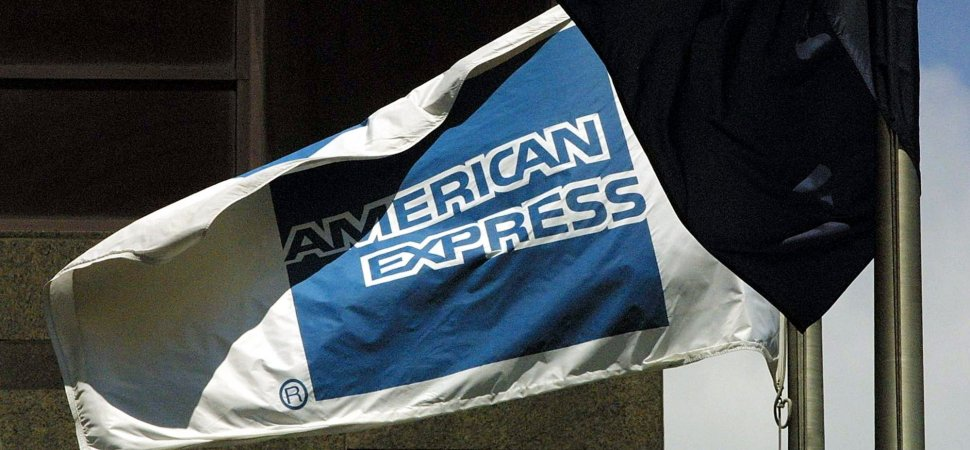 American Express Charged Small