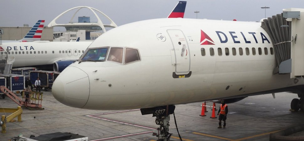 Delta Passengers Are Outraged  They Say Those With the