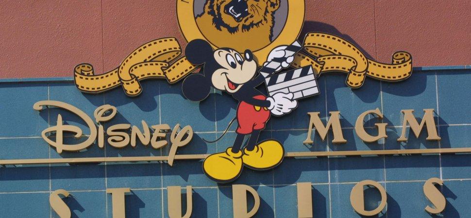 Why Disney Is Betting Big On Startups Inc Com