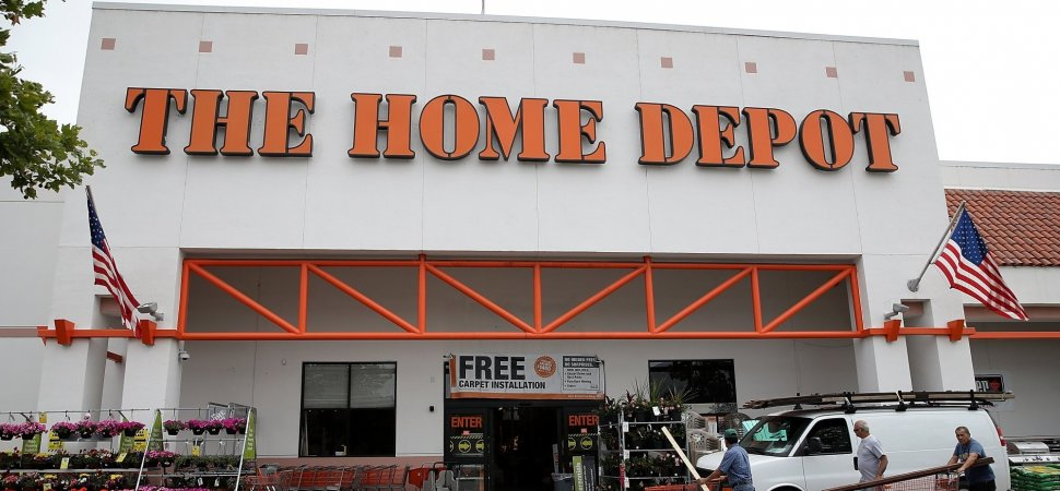 This home depot employee tried to stop an apparent child abduction this home depot employee tried to stop an apparent child abduction yes he was fired inc malvernweather Images