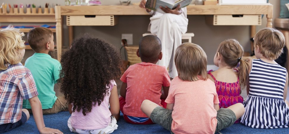 A 19-Year Study Reveals Kindergarten Students With These 2