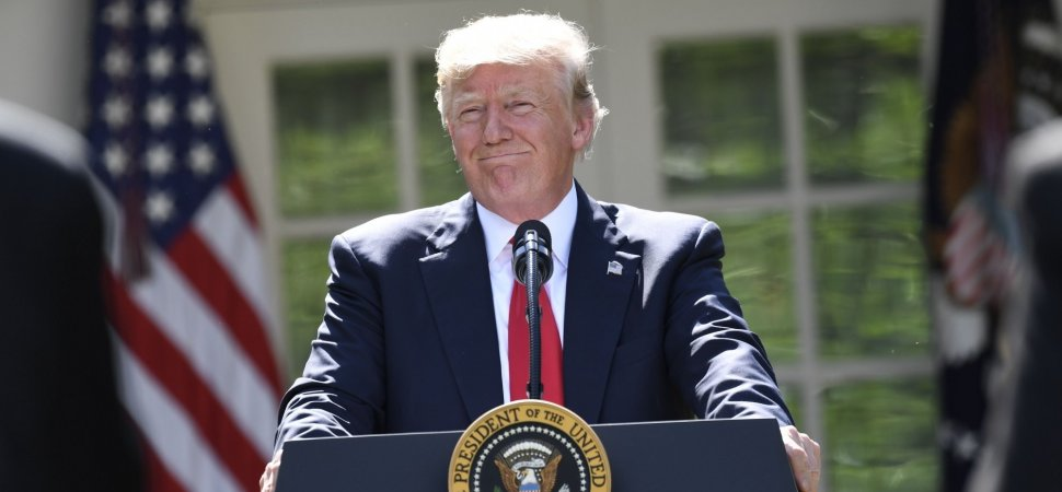 Trump Pulls Out Of The Paris Climate Agreement Heres Why That May