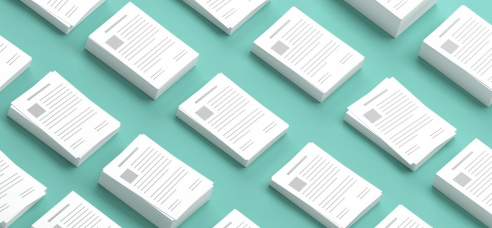 Why These 3 Resume Mistakes Make You Look Out-of-Date in 2018 | Inc.com
