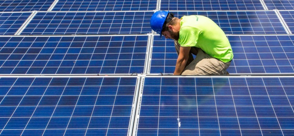 Trump Just Delivered Another Blow to the Solar Industry. Here's How Entrepreneurs Are Responding