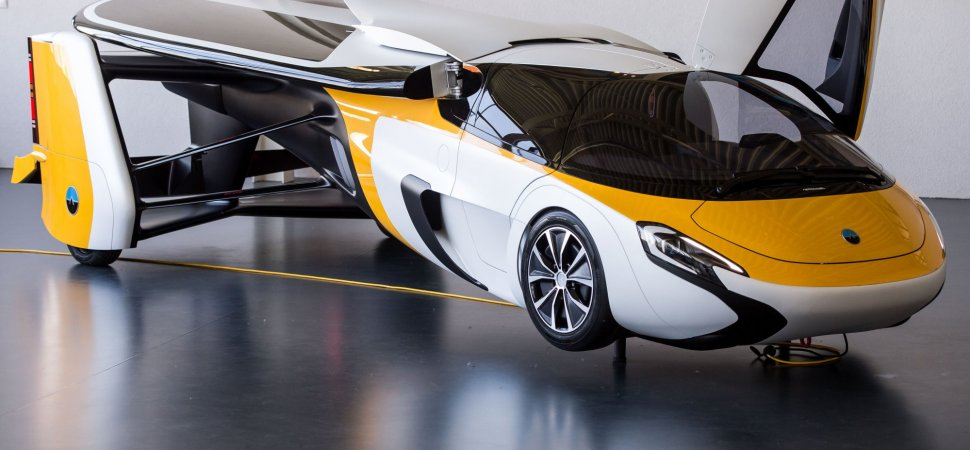 You can now pre order the world 39 s first flying car but it - Image voiture cars ...