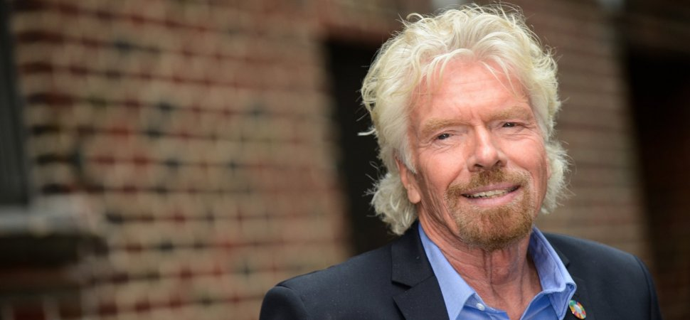 Richard Branson Says You Should Do 3 Things to Achieve More Happiness Now