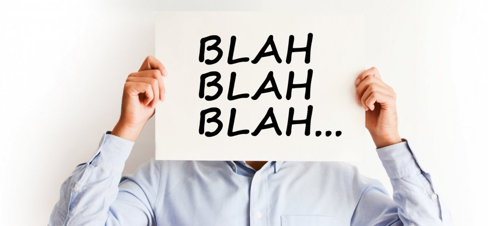 20 Ridiculous Phrases You Should Immediately Stop Saying at Work