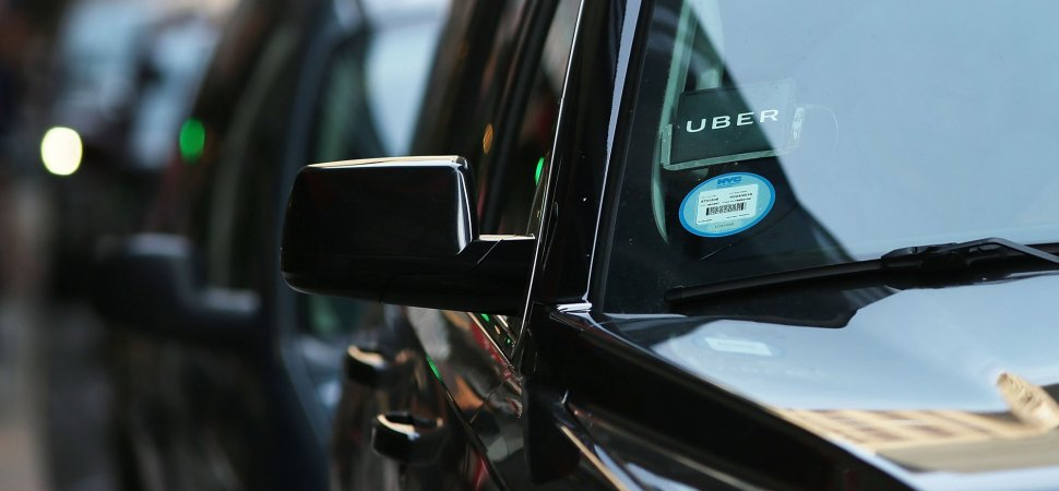 Uber Drivers Can Now Make an Extra $100 a Month By Selling