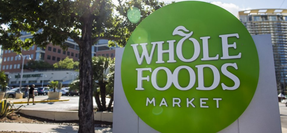 Amazon Just Announced How It's Changing Whole Foods. It All Starts