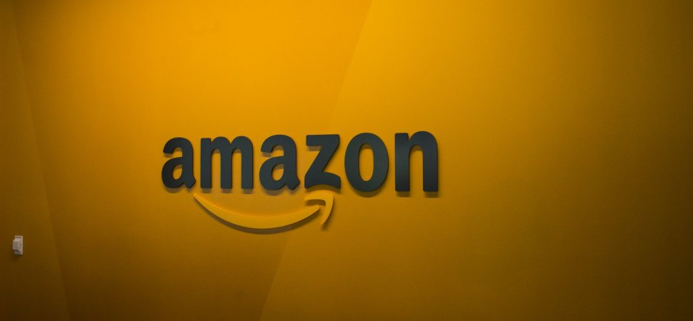Amazon Might Save Us All. Here's How