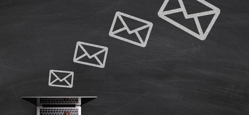 Do Not, Under Any Circumstances, Start a Business Email This Way