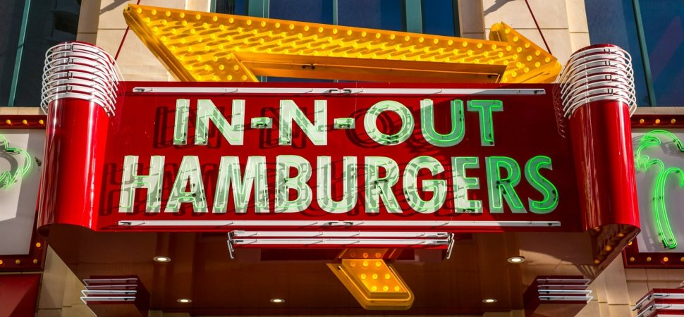 In-N-Out Just Closed 37 Restaurants  The Reason Is Brilliant