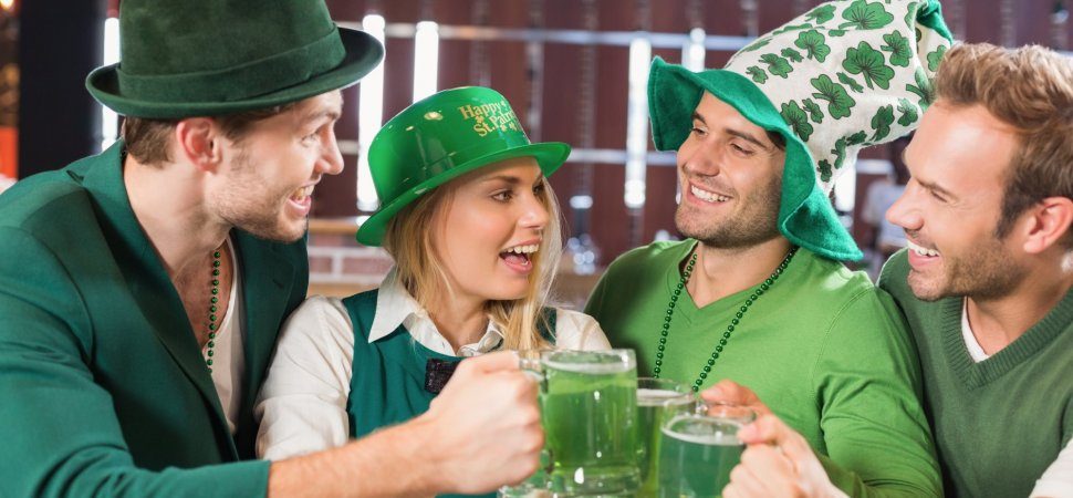 These 17 Quotes Will Make You Feel the Luck of the Irish on St. Patrick's Day