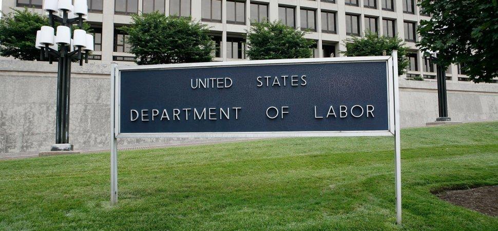 Department of Labor Accuses Peter Thiel's Palantir of
