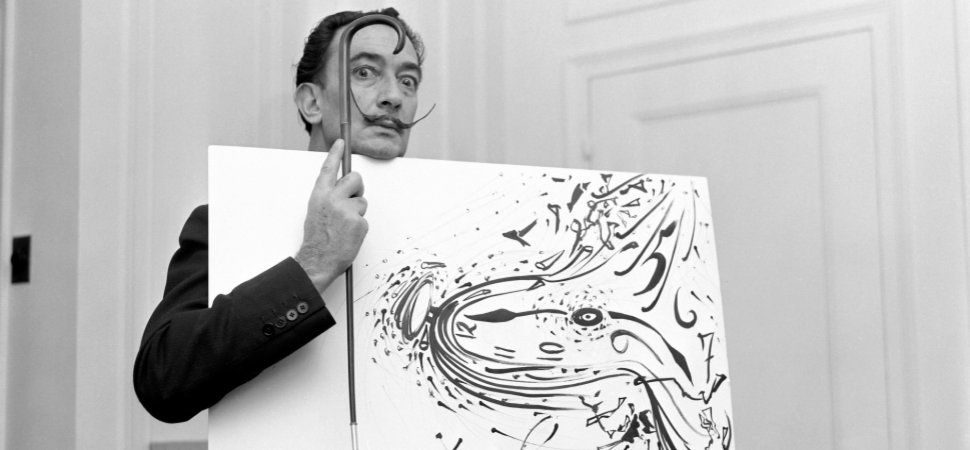 22 Quotes From Salvador Dali That Creatively Inspire Success