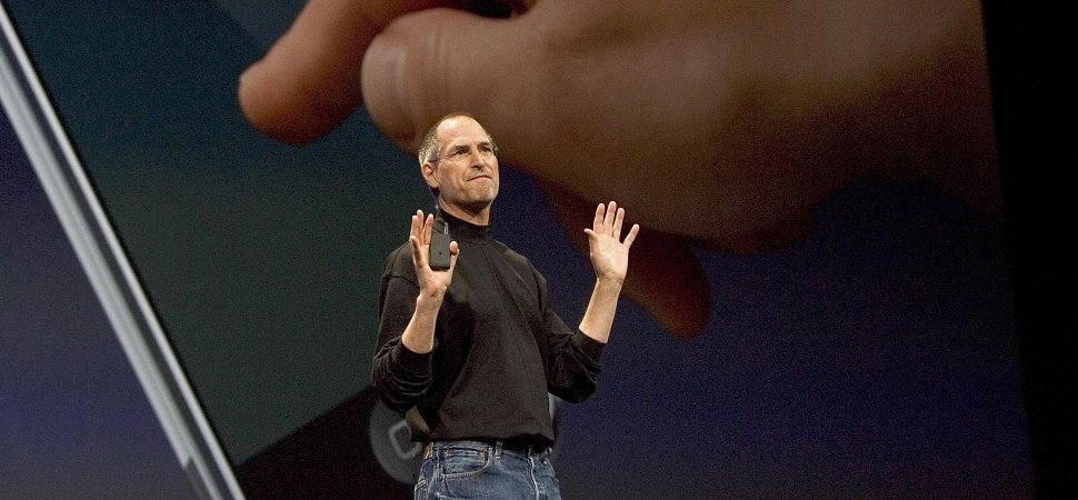 5 Reasons Why Steve Jobss IPhone Keynote Is Still The Best Presentation Of All Time