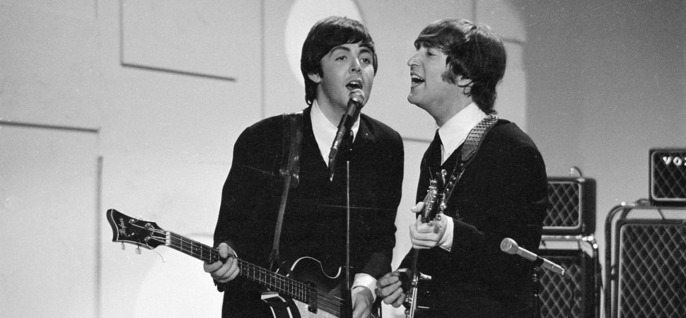 Why This Executive Compares Marketing And HR To John Lennon Paul McCartney