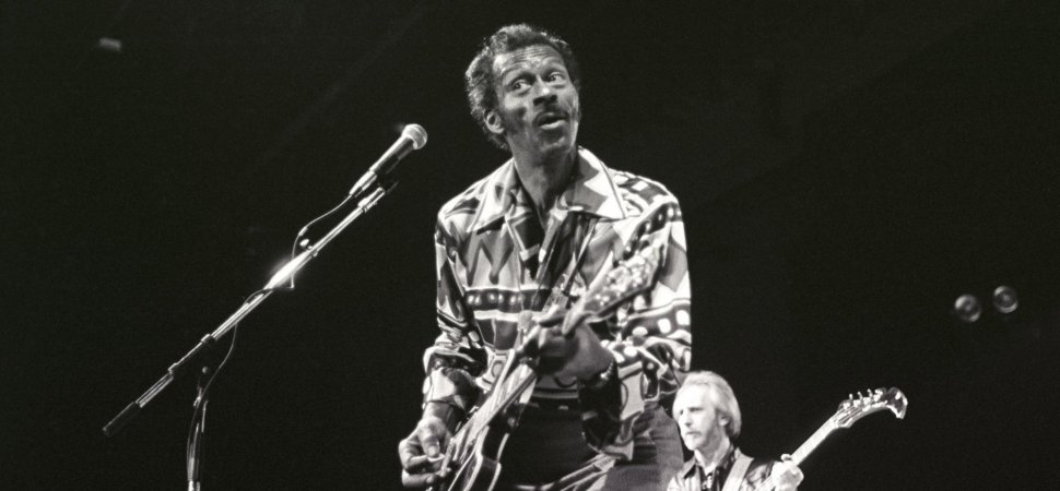 Carl Sagan's Touching Letter to Chuck Berry Proves Music