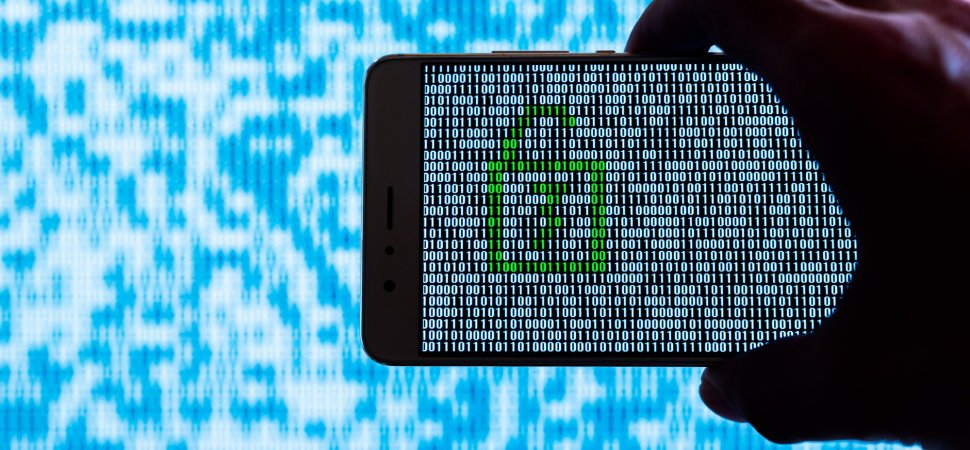 A Mass Cyberattack On More That 100 000 IPhones Just
