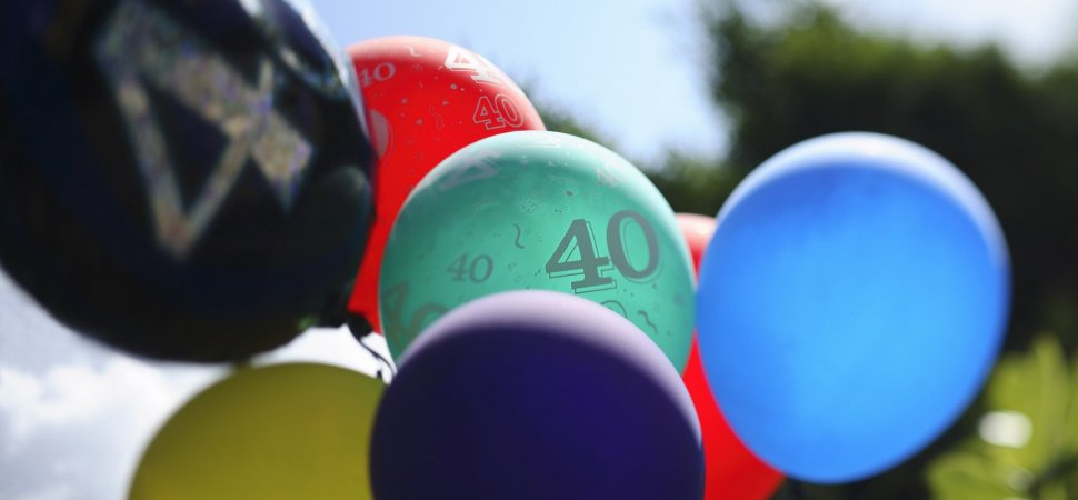 The 1 Question to Ask When You Hit 40