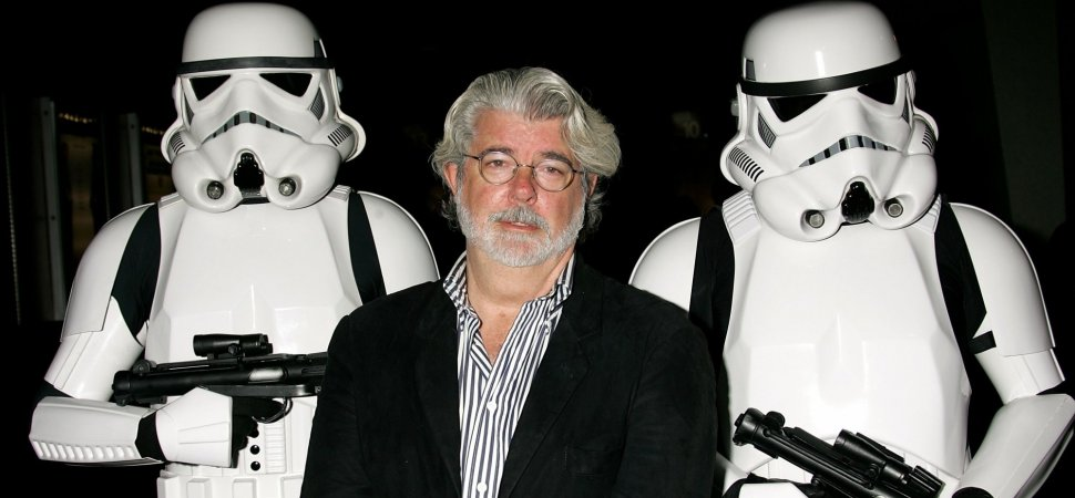 43 Years Ago, 'Star Wars' Creator George Lucas Made a $4 Billion Decision--Even Though It Had Nothing to Do With Money
