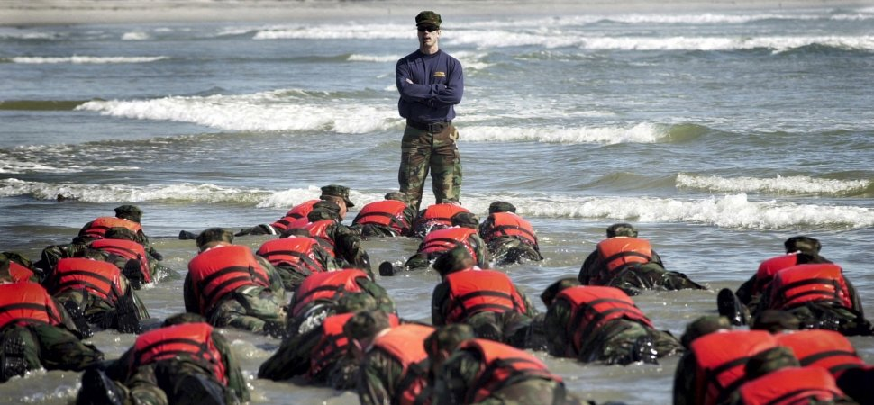 Navy SEALs Use This 7-Step Process to Achieve Any Goal. You Can Too