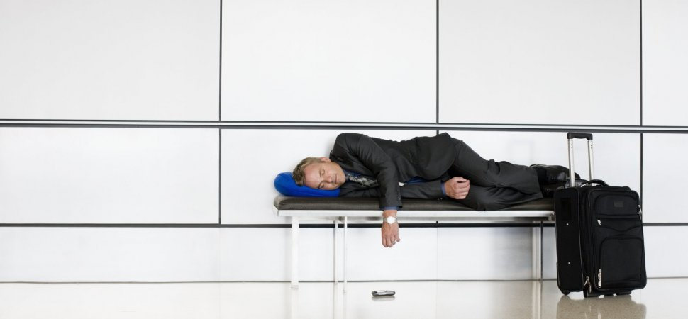 How the Most Experienced Business Travelers Overcome Flight Delays