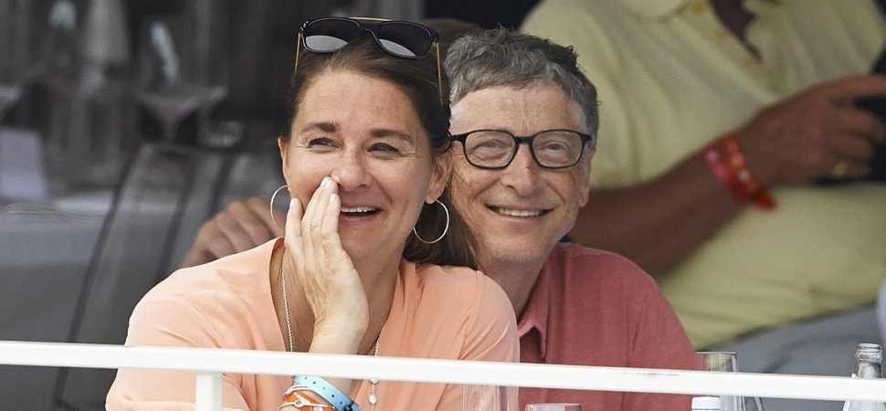 Bill Gates Just Taught a Big Lesson to Every Husband in America