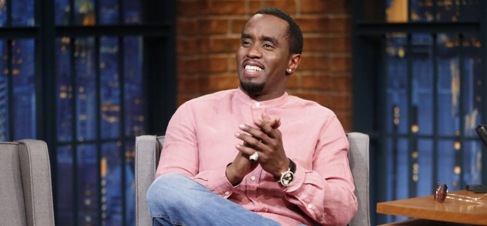 What Sean 39 Puff Daddy 39 Combs 39 Confession To 1 000