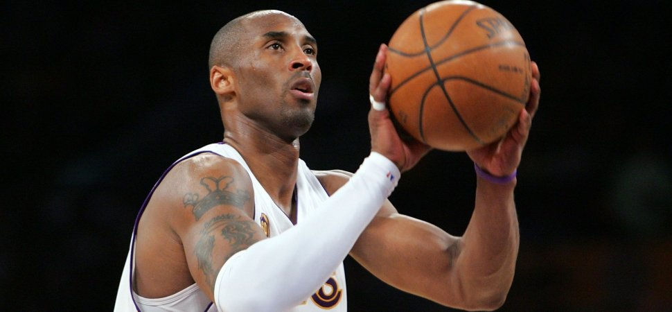 When Kobe Bryant Broke His Hand and His Shooting Suffered, He Spent His 'Vacation' Making 100,000 Shots (and Teaching a Brilliant Lesson About Success)